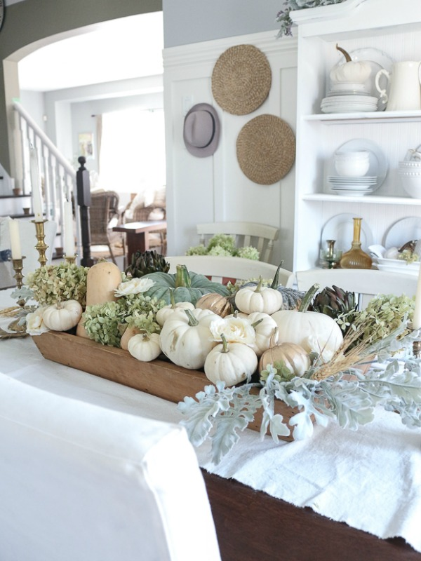Bounty of Pumpkins, Decorating with Pumpkins