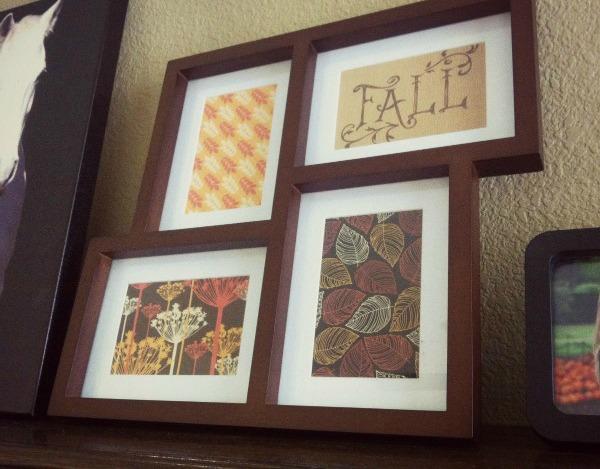 Carrie Elle Burlap Fall Print, Fall Printables