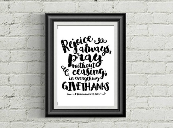 1 Thessalonians 5:16 Hearts and Sharts, Fall Printables