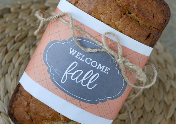 Fall Treat Labels My Sisters Suitcase, Fall Printables