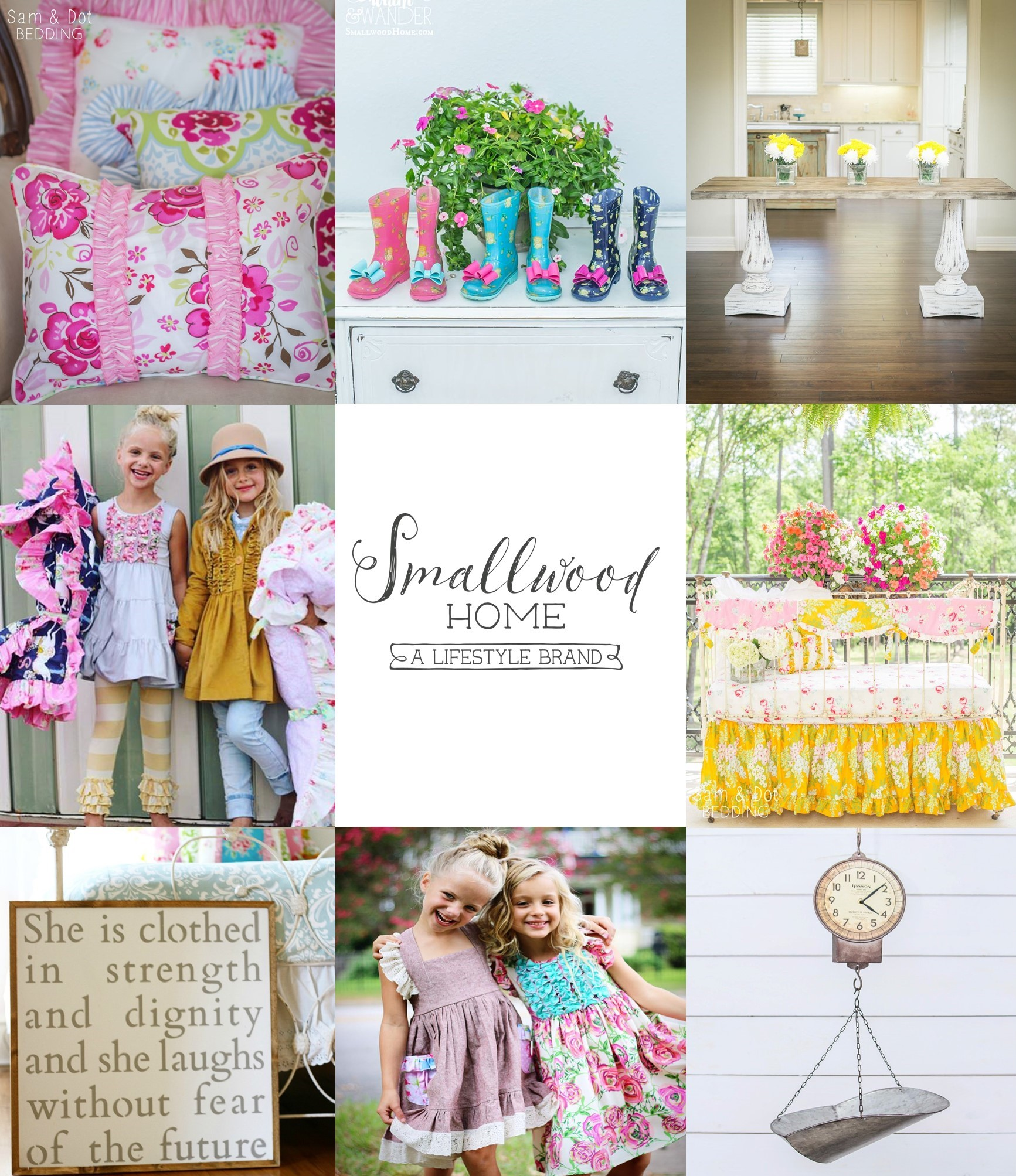 Adorable Clothes, Decor, Gifts, etc & a Giveaway!! - House of Hargrove