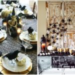 Halloween Tablescape and Party Ideas
