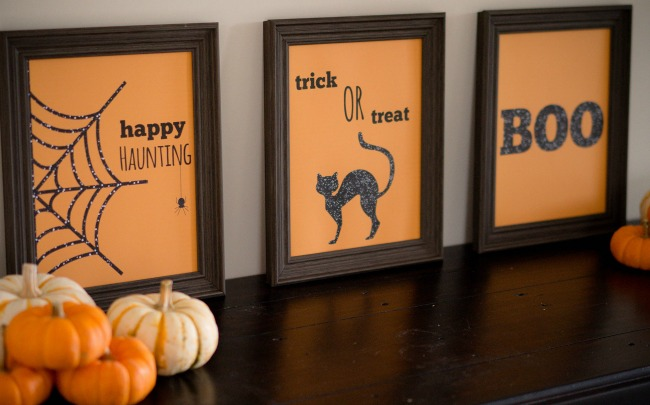 Life is a Lullaby, Halloween Printables via House of Hargrove