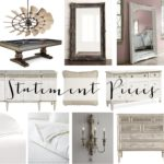 Decorating with Statement Pieces
