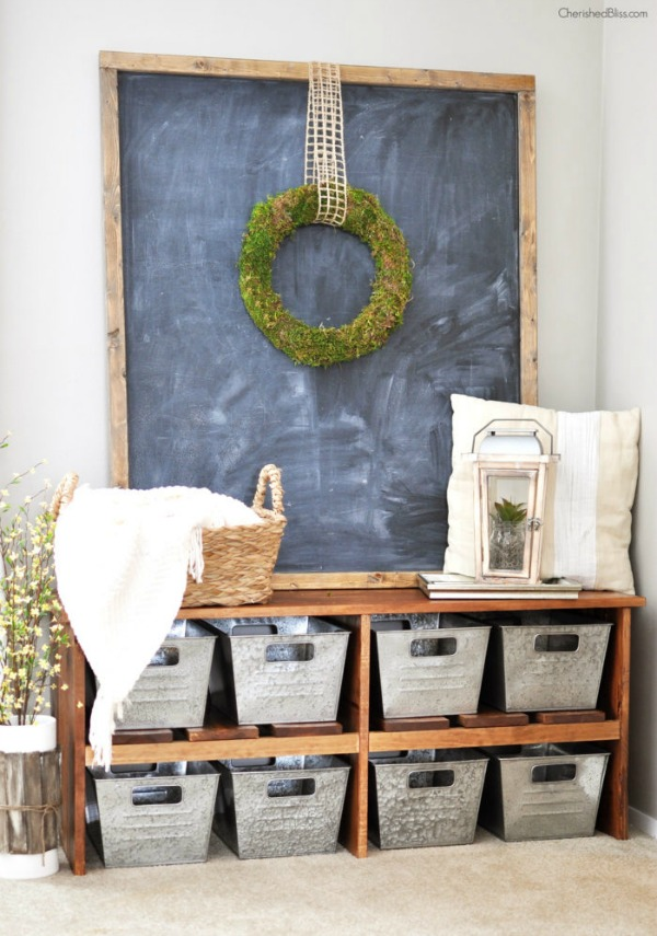 Cherished Bliss, Farmhouse Mudrooms via House of Hargrove