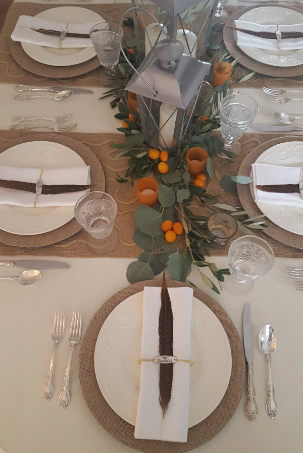 Ciao Newport Beach, Thanksgiving Tablescapes via House of Hargrove