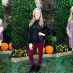 Wear it with Barrett: Fall Looks and a Giveaway