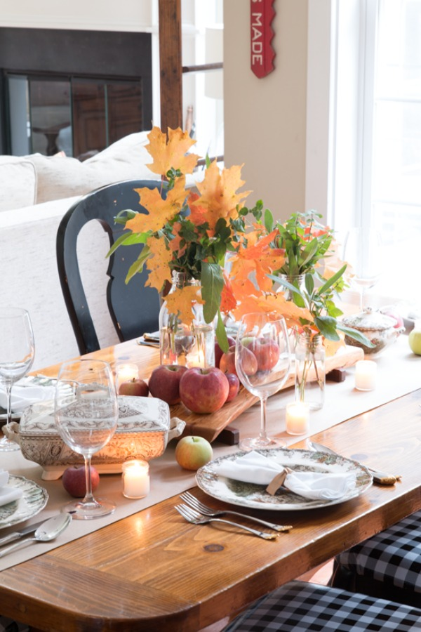 Finding Home Farms, Thanksgiving Tablescapes via House of Hargrove