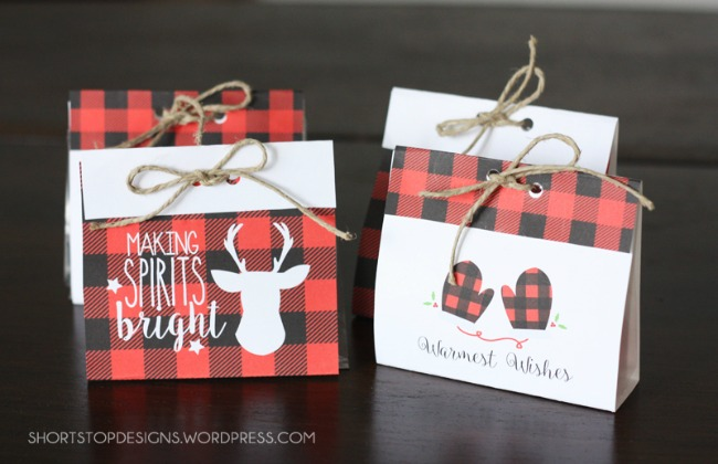 Buffalo Check Christmas Plaid Printables, Christmas Printables via House of Hargrove