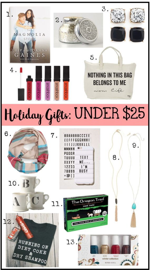 Christmas Gifts Under 25 Under 50 House Of Hargrove
