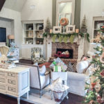 Holiday Home Tour, Blog Hop & a GIVEAWAY