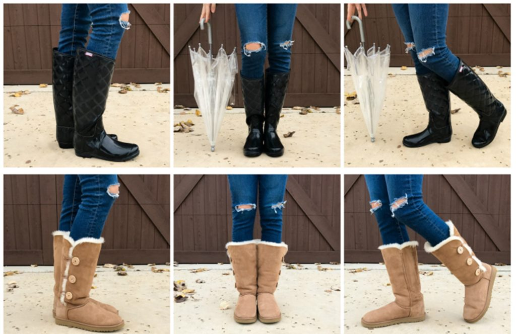 Wear it with Barrett: Boots, Jeans & some cute things!