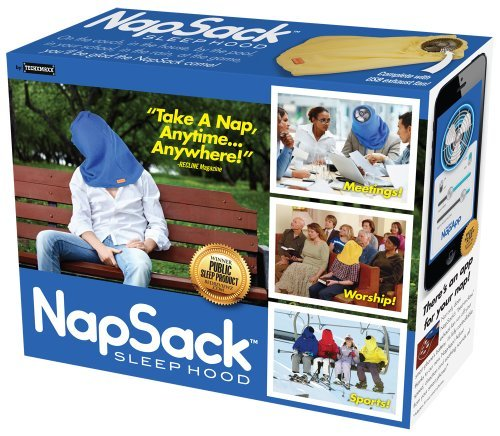 Prank Pack Nap Sack, White Elephant Gift Ideas via House of Hargrove