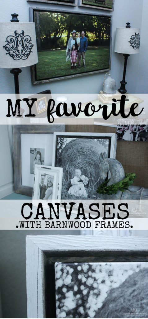 My Favorite Canvas Prints Ever-Coupon Code - House of Hargrove
