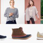 Wear it with Barrett: J. Crew Activewear &  Anthropologie Deals