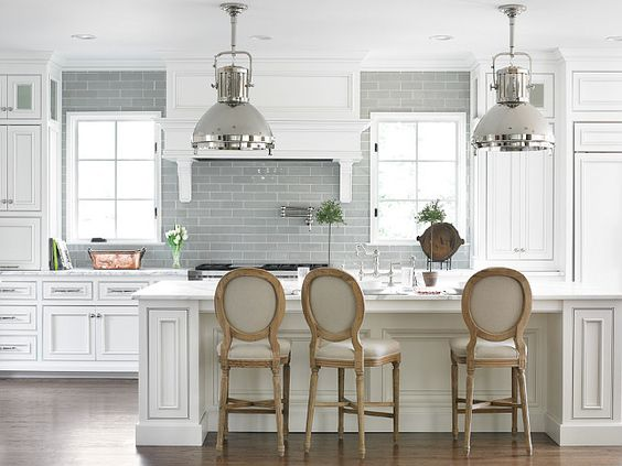 allison hennessy designs - Modern Farmhouse Kitchen