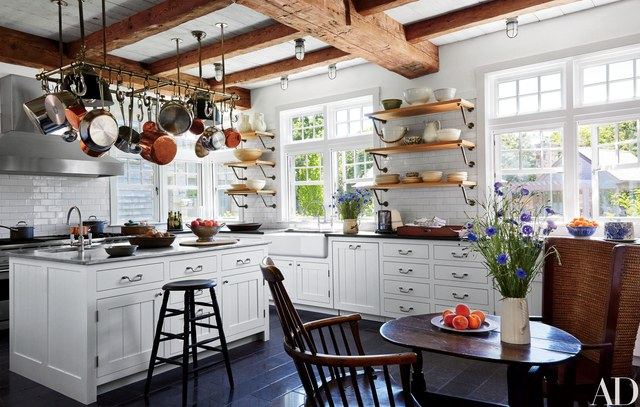 Modern Kitchen Images Architectural Digest modern farmhouse kitchens - house of hargrove