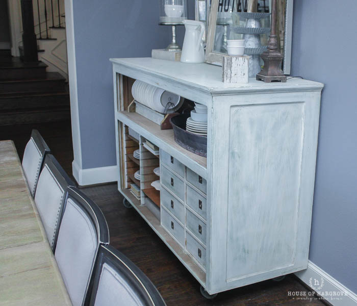 Find My Furniture: Furniture Find: Hardware Store Counter On Casters