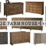 Vintage Farmhouse Dressers
