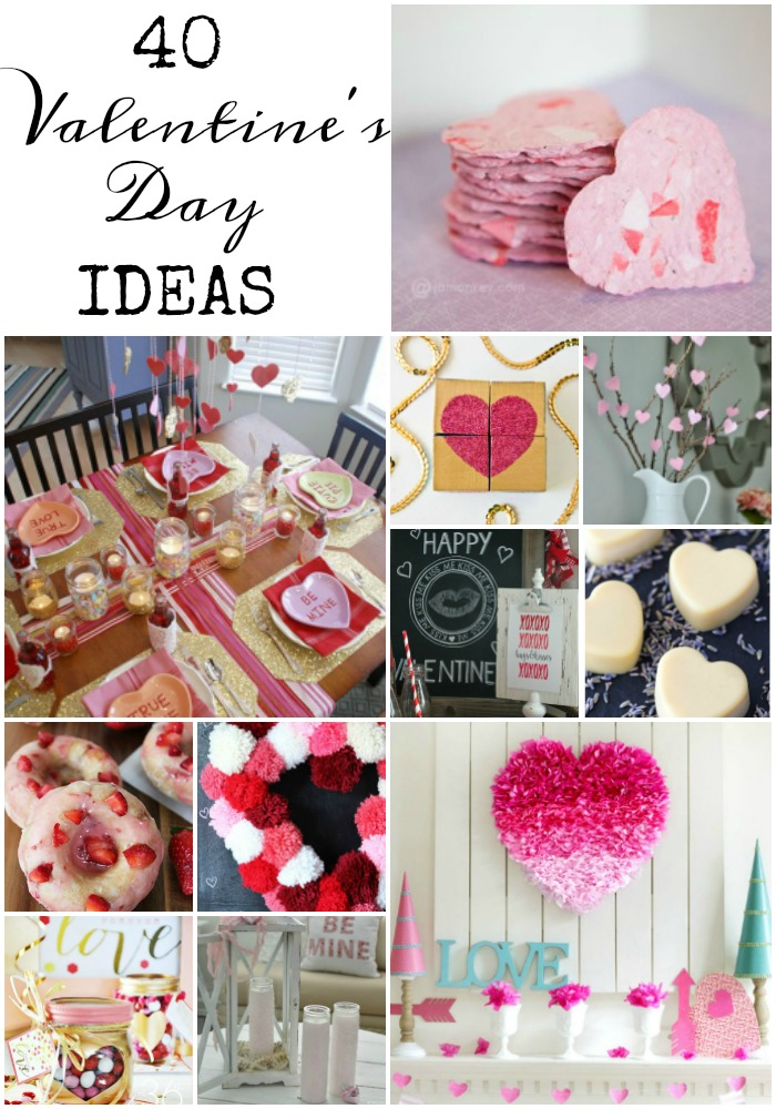 40 valentines day ideas - house of hargrove, Ideas