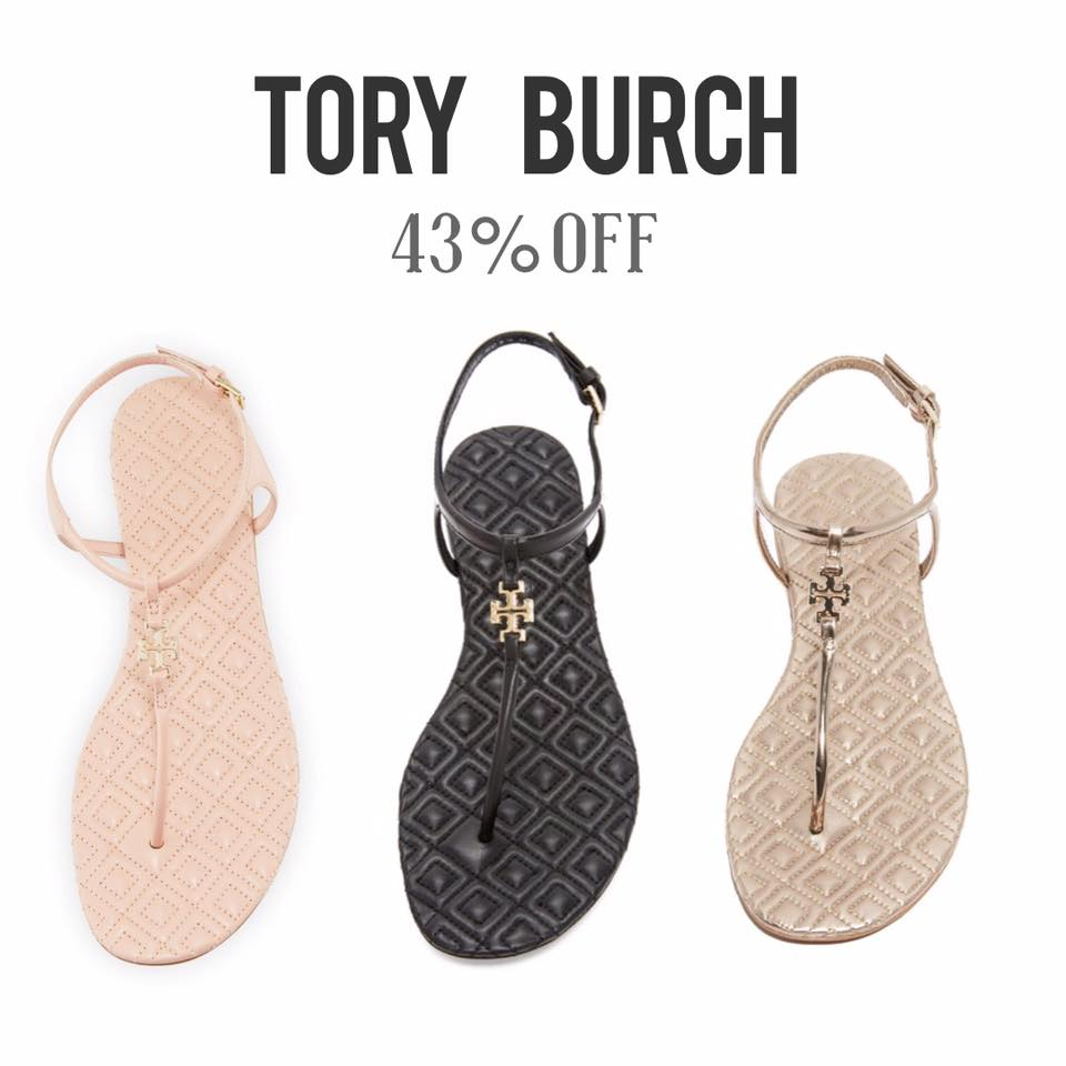 These cute sandals in 3 colors