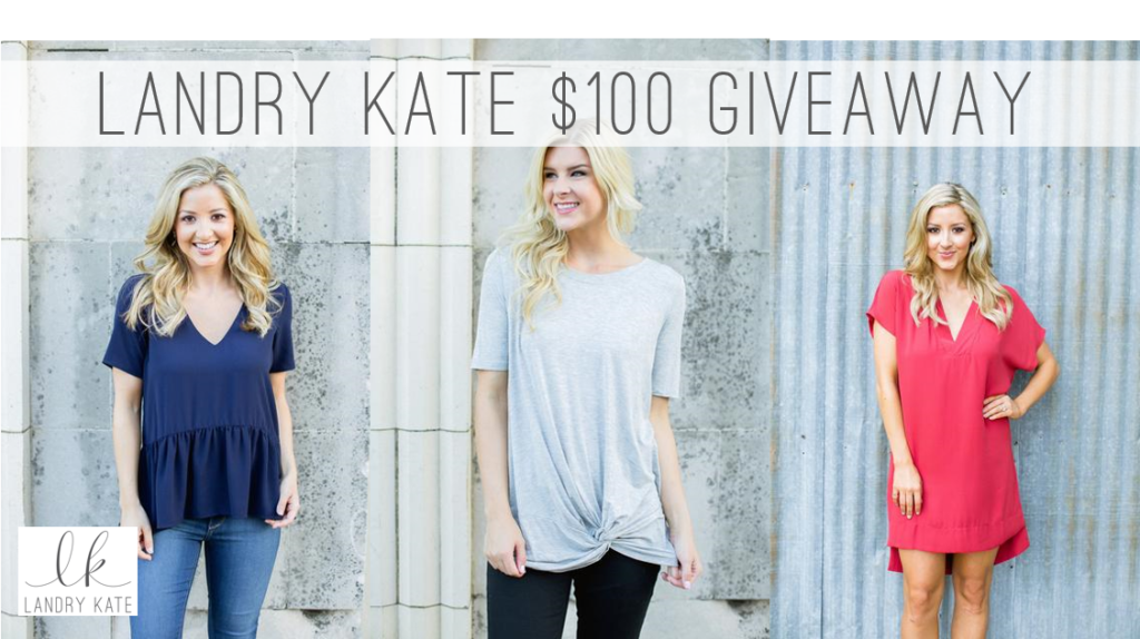 Wear it with Barrett: Landry Kate GIVEAWAY & DSW Deals