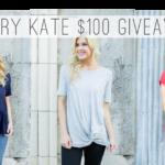 Wear it with Barrett: Landry Kate GIVEAWAY & DSW Deals