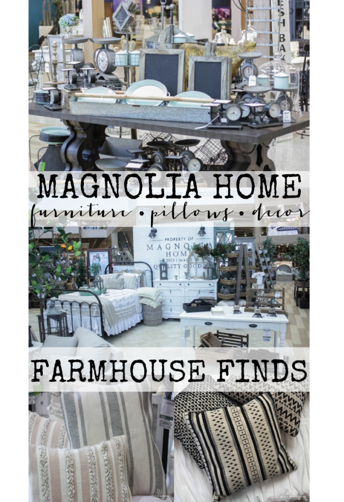 Thank you so much to Nebraska Furniture Mart for sponsoring this post  All  opinions are my own and I would never share anything I did not personally  love or. Magnolia Home by Joanna Gaines Part 2 and Farmhouse Finds   House