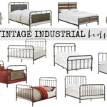 Vintage Industrial Beds