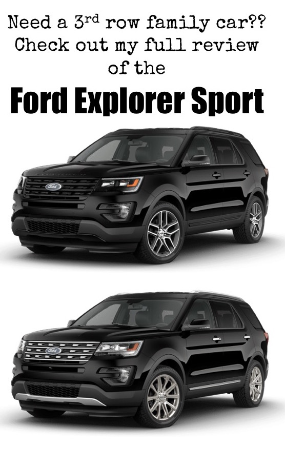 Pin the photo below if you are car shopping and found this helpful!  sc 1 st  House of Hargrove & Car Shopping-Ford Explorer Sport Review - House of Hargrove markmcfarlin.com