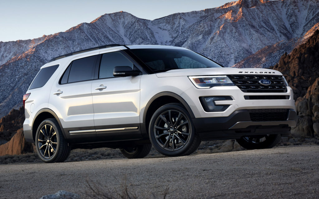 Car Shopping-Ford Explorer Sport Review