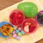 Easter egg lunch…quick, easy, and kids love it!