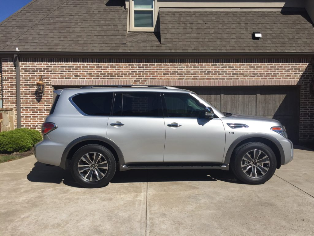 Car Shopping-Nissan Armada Review