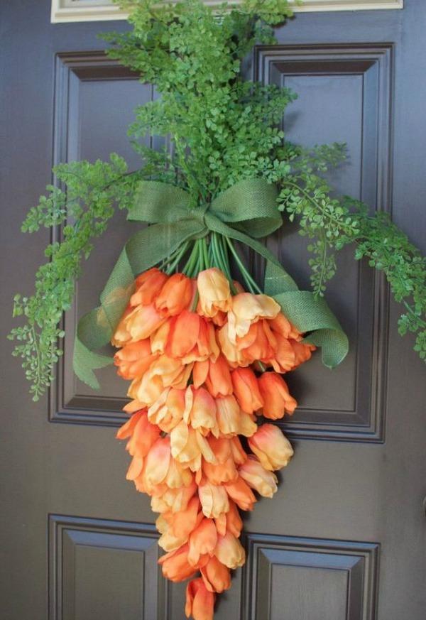 Love the Tomkins, Easter Decor Inspiration via House of Hargrove
