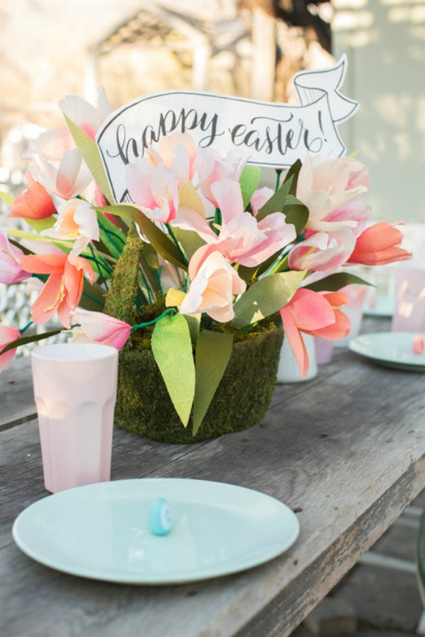 The House that Lars Built, Easter Decor Inspiration via House of Hargrove