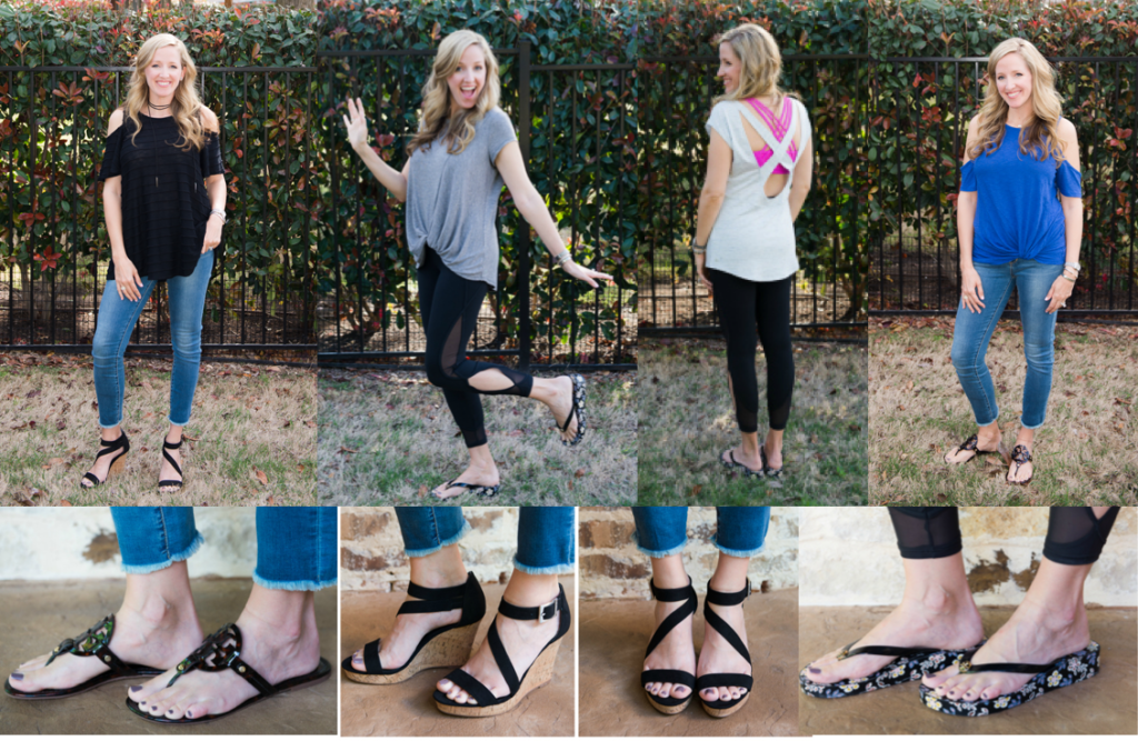 Wear it with Barrett: Trendy Tops, Shoes & Activewear