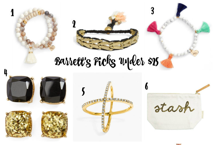 Wear it with Barrett: Nordstrom's Half Yearly Sale Barrett's Picks