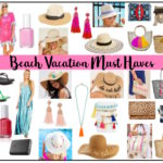 Beach Vacation Must Haves