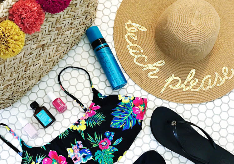 Beach Vacay- What I am packing