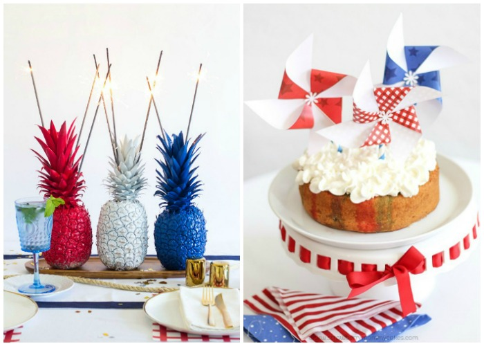 Red White & Blue Inspiration