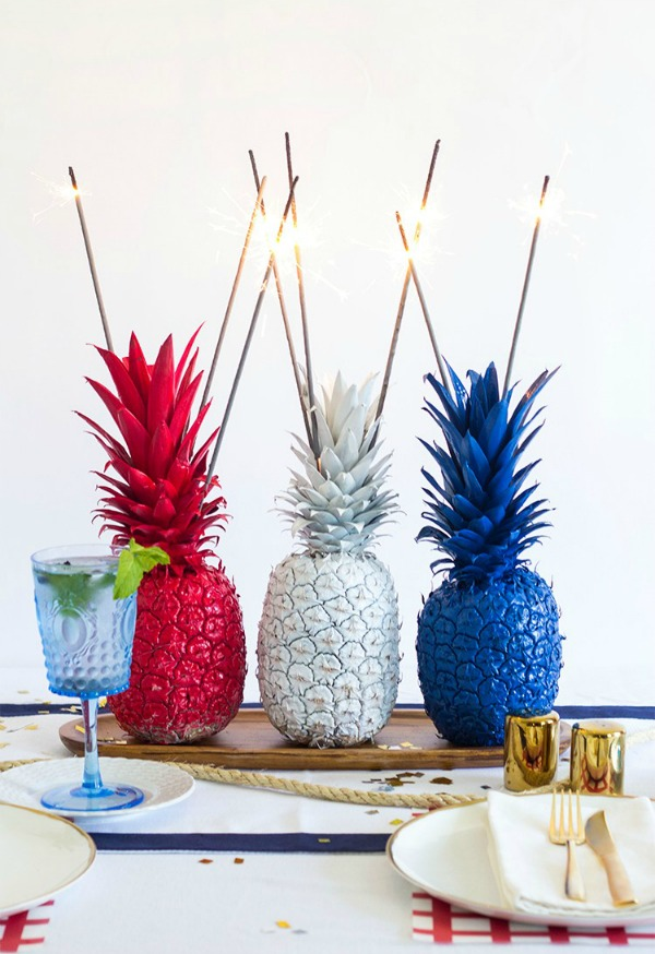 FruetCake, Come check out our Red White and Blue Inspiration Post!
