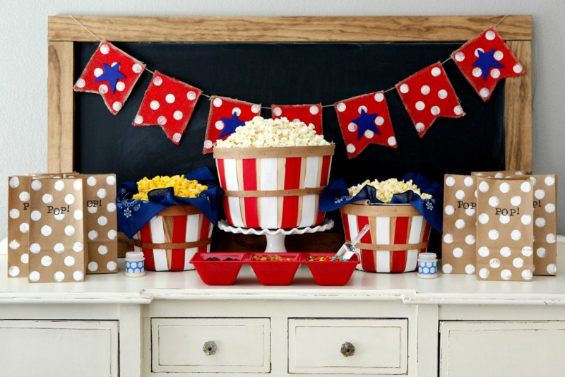 Eighteen25, Come check out our Red White Blue Inspiration Post!