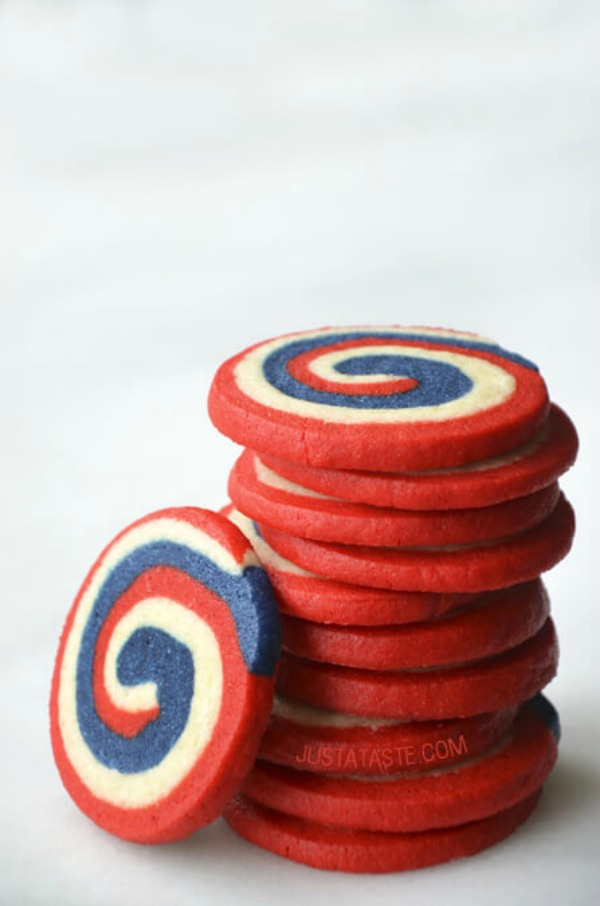 Just a Taste Desserts, Come check out our Red White Blue Inspiration Post!