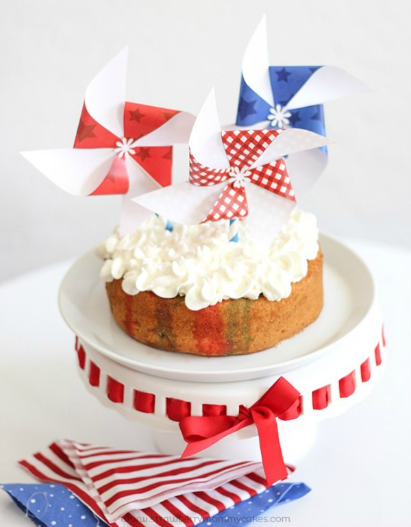 Printable Crush, Come check out our Red White Blue Inspiration Post!