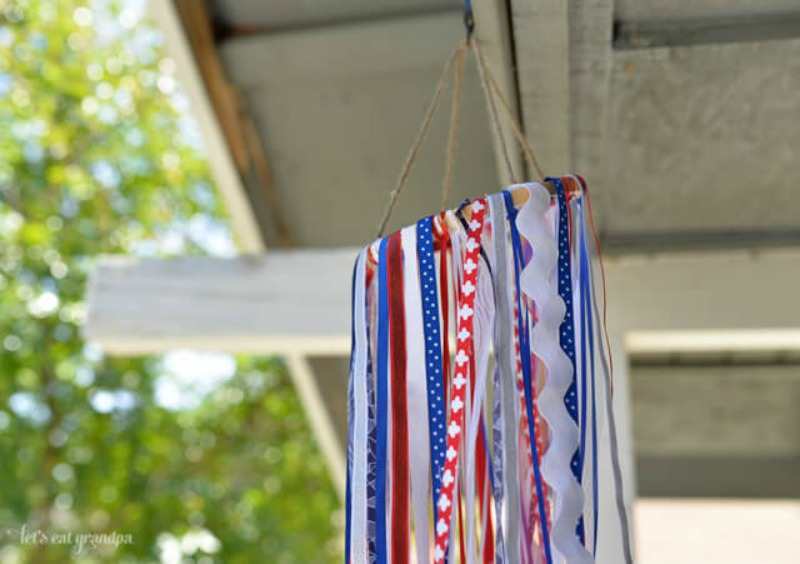 Hey Lets Make Stuff, Come check out our red white blue inspiration post!