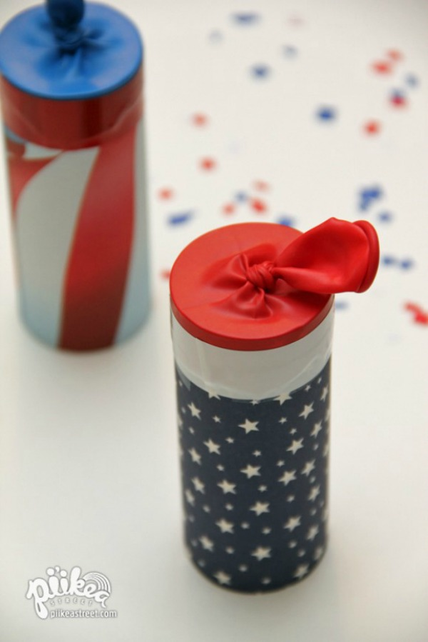 Piikea, Check out this awesome Red White Blue Inspiration Post!