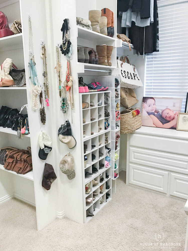 if you need shoe storage i highly recommend these cubbies they can be used for so many things they also have an 8 pair cubby that coordinate if you need