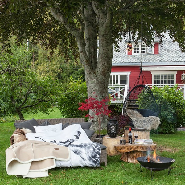 Made in Persbo, Beautiful Outdoor Spaces