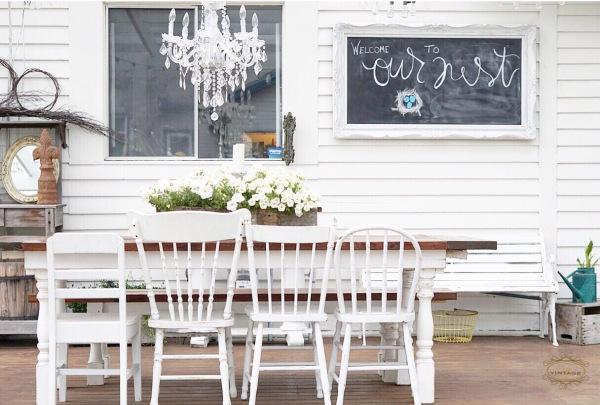 b vintage, Beautiful Outdoor Spaces