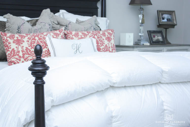 half off 8c96f eba53 My Cozy Bed: Best Down Comforter Ever - House of Hargrove